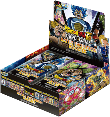 Battle Evolution Booster Boosterbox