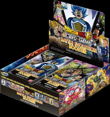 Battle Evolution Booster Boosterbox