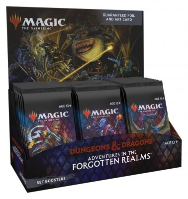 Forgotten Realms Set Boosterbox