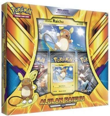 Alolan Raichu Box
