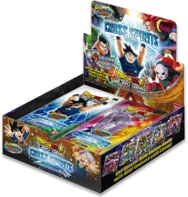 Dragon Ball Cross Spirits Boosterbox