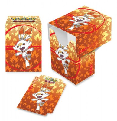 Deckbox Sword & Shield Galar - Scorbunny