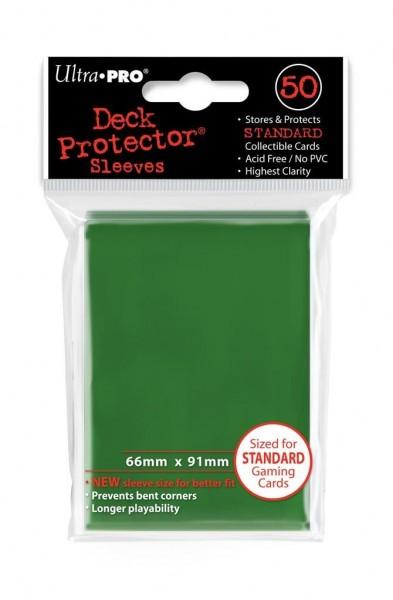 Ultra Pro Sleeves Matte Green Standard (50st)