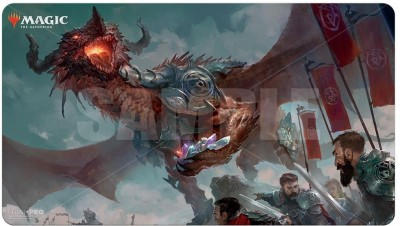 MTG Core set 2021 Playmat Standard Size V4
