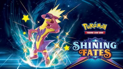 Shining Fates V Tin - CASE