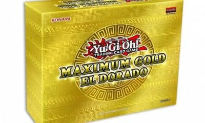 Maximum Gold El Dorado Lid Box