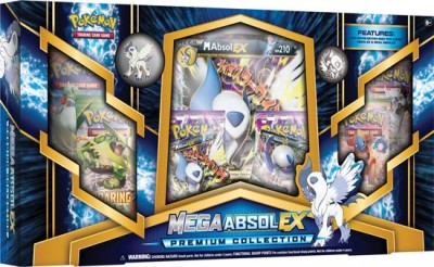 Mega Absol EX Premium Collection Box