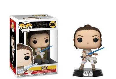 Funko POP! Star Wars Ep 9 - Rey