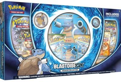 Blastoise GX Premium Box