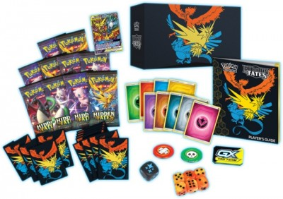 Reprint Hidden Fates Elite Trainer Box