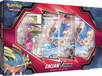 Zacian V Union Box