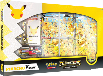 25th Celebrations Special Collection - Pikachu V-UNION