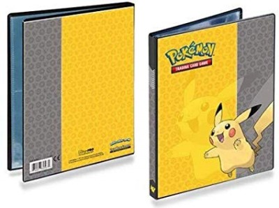 Portfolio Pikachu 4-pocket Album