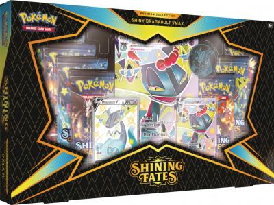 Shining Fates Shiny Dragapult VMAX Box