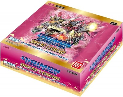 Digimon Great Legend Boosterbox