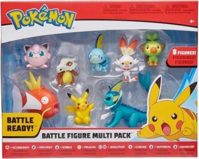 Battle Figures - Multipack (8)