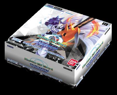 Digimon Battle Of Omni Boosterbox