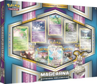 Magearna Mythical Collection Box