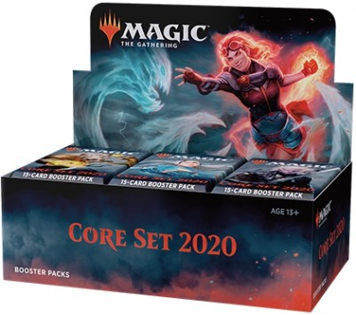 MTG - Core Set 2020 Booster Display (36 Packs)