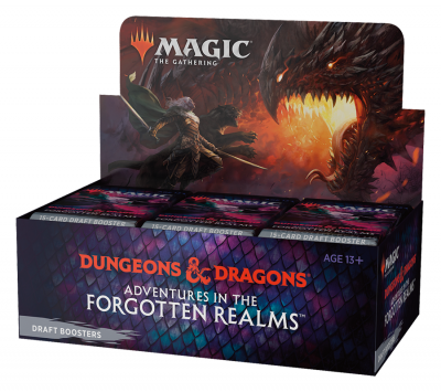 Forgotten Realms Draft Boosterbox