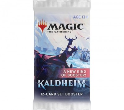 Kaldheim Set Booster (1 pack)