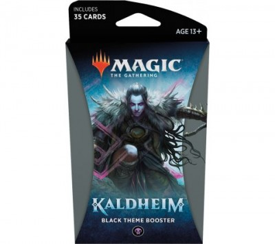 Kaldheim Theme Booster - Black