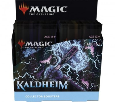 Kaldheim Collector Boosterbox