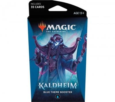 Kaldheim Theme Booster - Blue