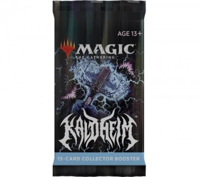 Kaldheim Collector Booster (1 pack)