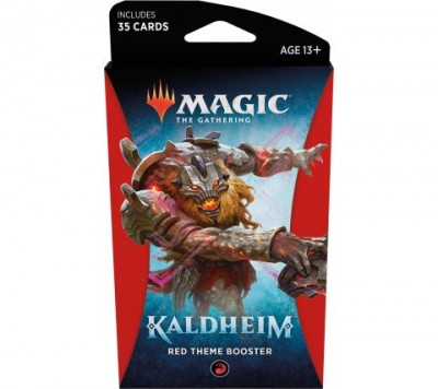 Kaldheim Theme Booster - Red