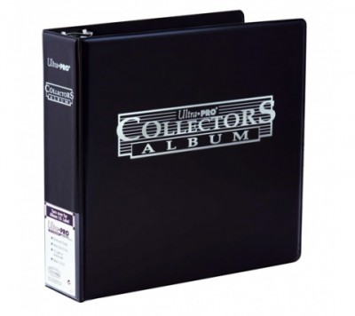Ultra Pro Collectors Album Black