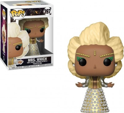 Funko POP! A Wrinkle in Time - Mrs. Which Vinyl Figure 10cm