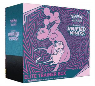 Sun & Moon Unified Minds Elite Trainer Box