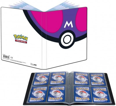 Master Ball 4-Pocket Portfolio