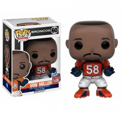 Funko POP! NFL 5: Von Miller (Broncos)