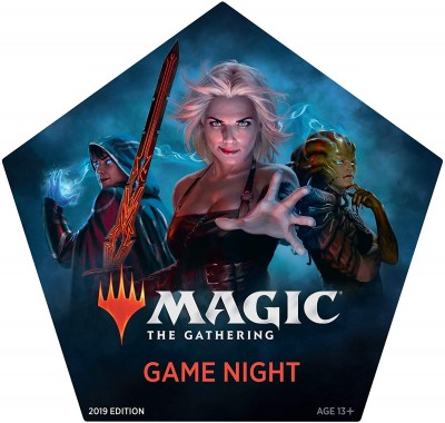 Magic Game Night Kit Box 2019