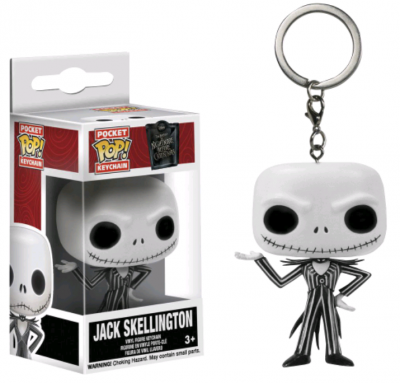 Funko Pocket POP! Keychain Disney - Nightmare Before Christmas JACK SKELLINGTON