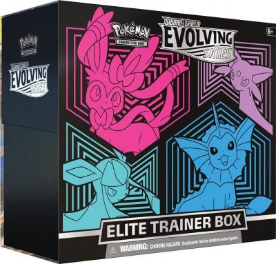 Evolving Skies Elite Trainer Box (SEGV)