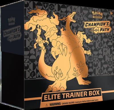 SWSH 3.5 Champion's Path Elite Trainer Box Reprint