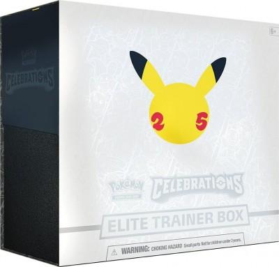 25th Celebrations Elite Trainer Box