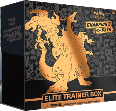 SWSH 3.5 Champion's Path Elite Trainer Box Reprint (CASE 10st.)