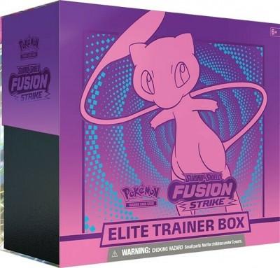 Fusion Strike Elite Trainer Box