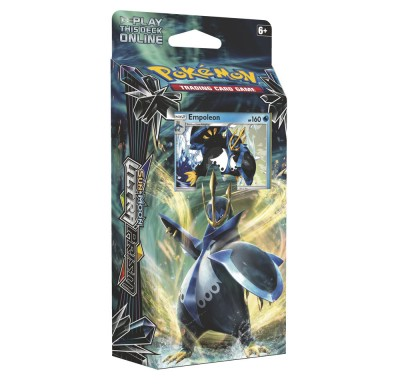 Sun & Moon Ultra Prism Theme deck - Empoleon