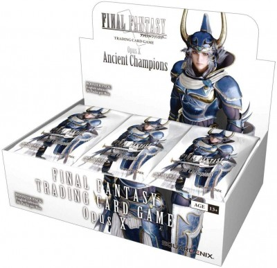 Final Fantasy Opus ENG X Ancient Champions Boosterbox (36 Packs)