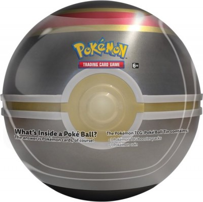 Pokeball Tin 2019 Dark
