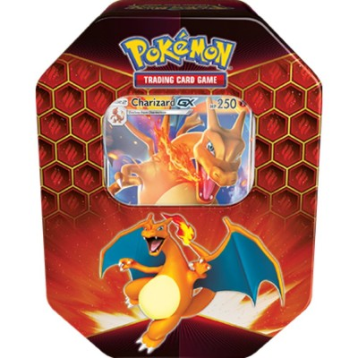 Hidden Fates Charizard GX Tin