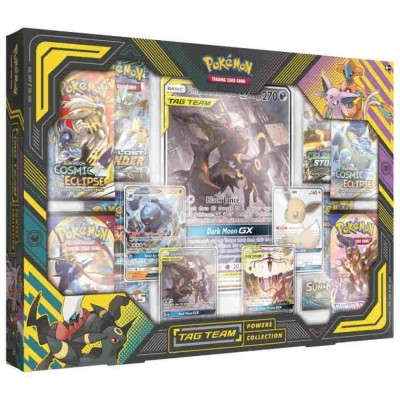Tag Team Powers Collection - Umbreon & Darkrai GX