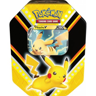 Fall Tin - Pikachu