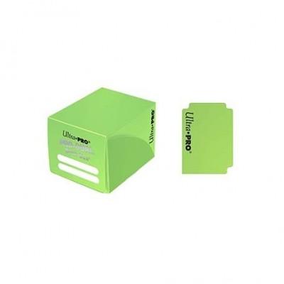Ultra Pro Dual Deck Box - Green