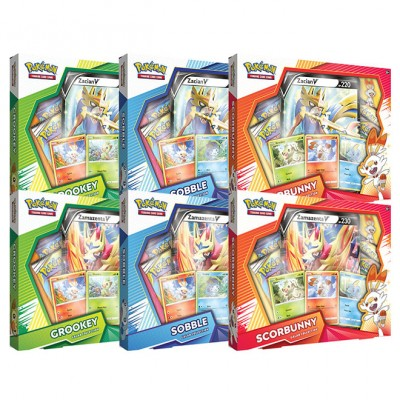 Galar Collection Box - all 6